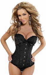 Black Beauty Corset