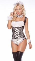Midnight Maid Costume