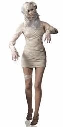 2 PC Egyptian Mummy Costume