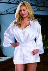 Plus Size Yours Truly Bride Set