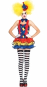 3 PC. Giggles The Clown Costume