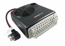 12-Volt Direct Hook-Up 500 Watt Quartz Heater & Fan