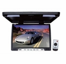"""17"""" Wide Screen TFT LCD Roof Mount Video Monitor w/IR Transmitter"""