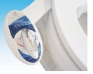 Fresh and Hot Water Spray Non-Electric Bidet Toilet Seat Attachment