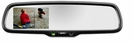 "Auto Dimming Rear View Mirror with 3.3"" Rear Camera Display"
