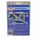 Vinyl and Leather Repair Kit with Iron
