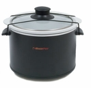 12-Volt 1.5 Quart Slow Cooker, Black