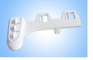Double Nozzle Fresh and Warm Water Spray Bidet Toilet Seat Attachment