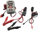 6V and 12V 750mA (.75A) Fully Automatic Battery Charger and Maintainer