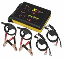 Dual AGM Battery Charger with Pulse Desulfator