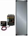Solar Charger Controller Desulfator 12 Volt with 15 Watt Panel