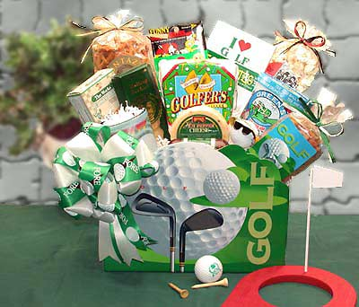 Golf Delights Gift Box - Large