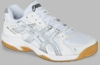 Asics Jr. Rocket GS Squash / Volleyball Shoes, White