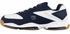 Wilson EB7 Squash / Badminton Men's Shoes, White / Navy