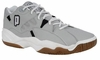 Prince NFS Indoor II Squash / Racquetball Men's Shoes, Gray / White