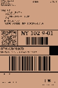Pre-paid UPS Return label