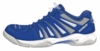 Ashaway AMPS 301 Squash / Badminton Men's Shoe, Blue / Silver