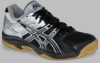 Asics Jr. Rocket GS Squash / Volleyball Shoes, Black