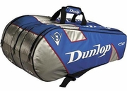 Dunlop M-fil 10 Racket Bag, Blue
