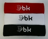 Black Knight Wide Headband with logo, 1-pack