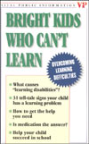 """Bright Kids Who Can't Learn  <font size=""""4"""" color=""""red"""">★</font>"""