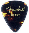 Fender Classic Celluloid Picks - Shell - 4 for $1.00