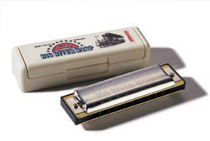 Hohner 590 Big River Harp Harmonica/Blues Harp
