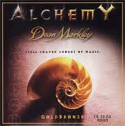 Dean Markley Alchemy Gold Bronze Acoustic Guitar Strings