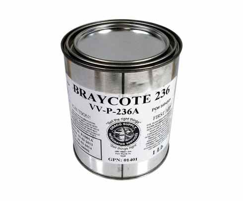Castrol Braycote 236 Aviation Corrosion Preventive Grease - Pound Can