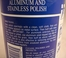 Met All TC-20 Aluminum & Stainless Polish - 32 oz Can - MIL-P-6888C Type II