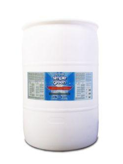 Simple Green 13455 Extreme Aircraft Cleaner - 55 Gallon Drum