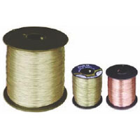 "Malin 11-0253-001S Copper 0.0253"" #22 Breakaway Wire (1 lb Roll)"