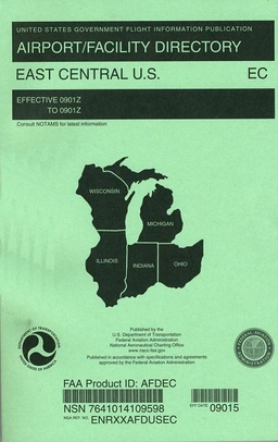 AFDEC East Central U.S. Airport/Facility Directory (AFD)