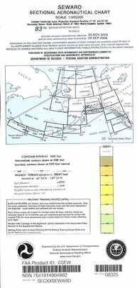 SSEW Seward Sectional Chart