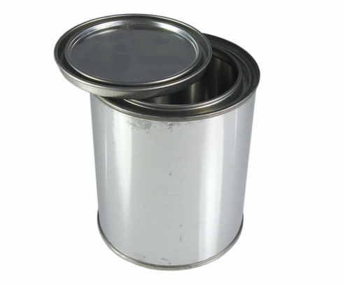 SkyGeek 1812 Metal Paint Can with Lid - Pint