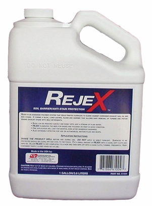 Corrosion Technologies 61004 RejeX Soil Barrier/Anti-Stain Protection - Gallon Jug