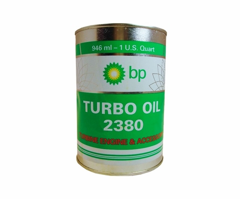 BP 2380 Aviation Turbine Oil - Quart Can