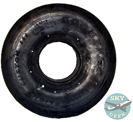 GoodYear 505C66-5 5.00-5 6 Ply Flight Custom III Tire - 160 Mph - 301-016-006
