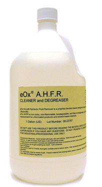 RPM Technology™ EAHFRGAL eOx® Aircraft Hydraulic Fluid Remover - Gallon