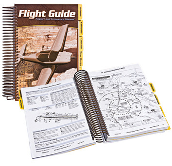 Flight Guide FGNE Manual North East - Spiral Bound