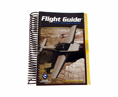 Flight Guide FGSW Manual South West - Spiral Bound