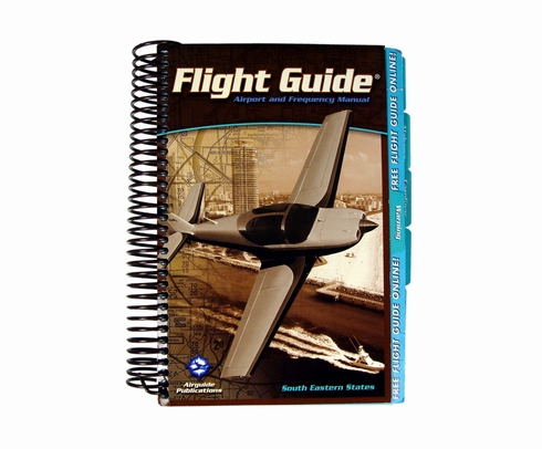 Flight Guide FGSE Manual South East - Spiral Bound