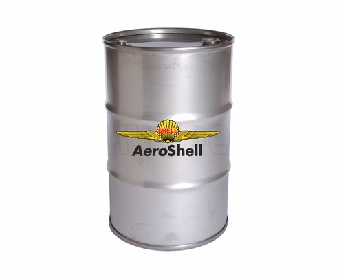 Aeroshell W100 SAE 50 Aircraft Oil - 55 Gallon Drum