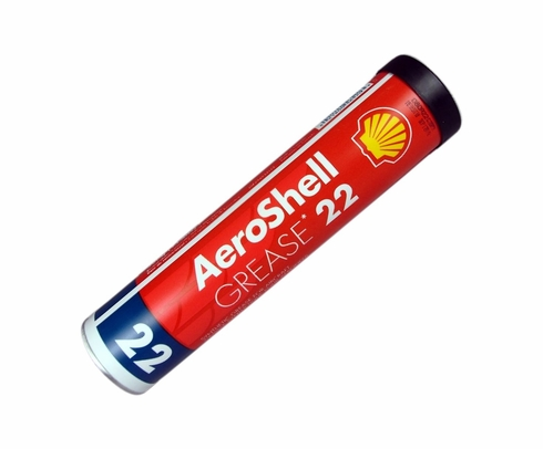 AeroShell Grease 22 Advanced General Purpose Aircraft Grease - 14 oz Cartridge