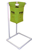Seitz FOD-2 Green (FOD) Foreign Object Debris Bag