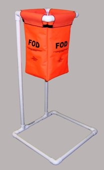 "Seitz FOD-2-1 Stand for FOD-2 FOD Bag - 8"" x 8"" x 15"" High"