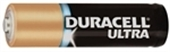 Duracell Ultra MX1500 Alkaline Battery - AA Size