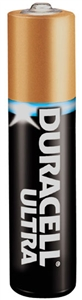 Duracell Ultra MX2400 Alkaline Battery - AAA Size