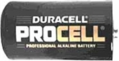 Duracell PROCELL PC1400 Alkaline Battery - C Size