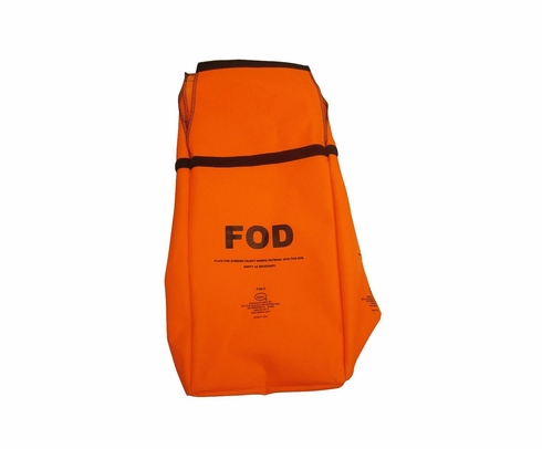 Seitz FOD-2 Foreign Object Debris Bag (FOD)- Orange